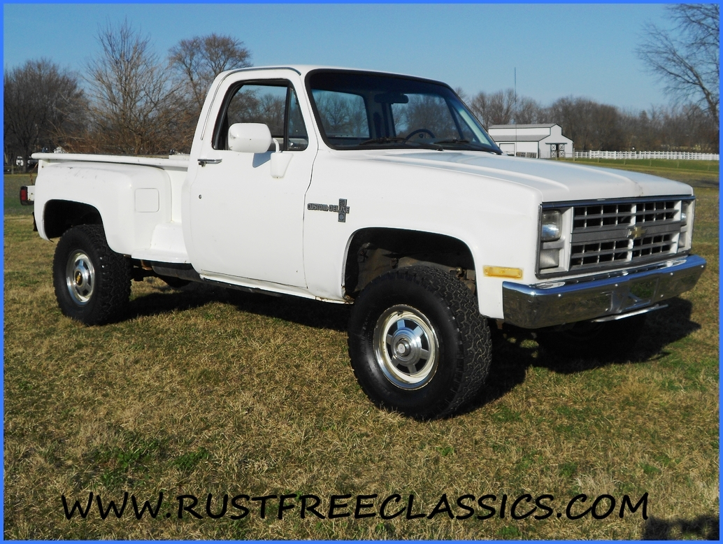 86 Short Bed Chevy 4x4 For Sale Html Autos Post
